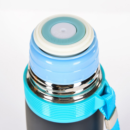 Portable Stainless Steel Outdoor Water Bottle Image 3