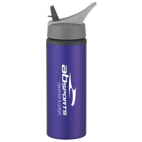 Metallic Aluminum Bike Bottle Image 5