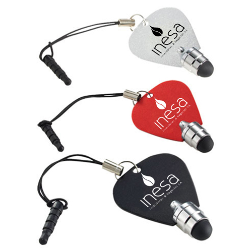 Guitar Pick Mobile Stylus Pen