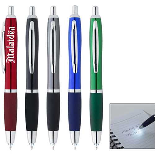 LED Light Illuminated Pen