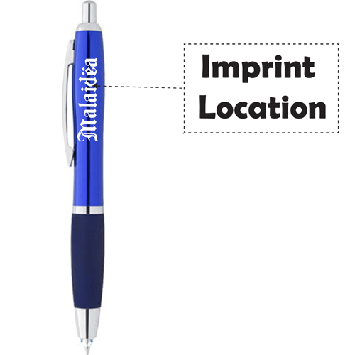 LED Light Illuminated Pen Imprint Image