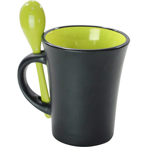 C Shaped Handle Spooner Mug Image 1