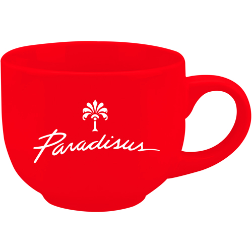 Ironstone Ceramic Latte Mug