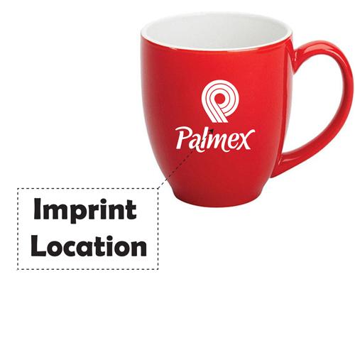 Durable Bistro Mug Imprint Image