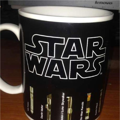 Color Changing Ceramic Coffee Mug Image 1