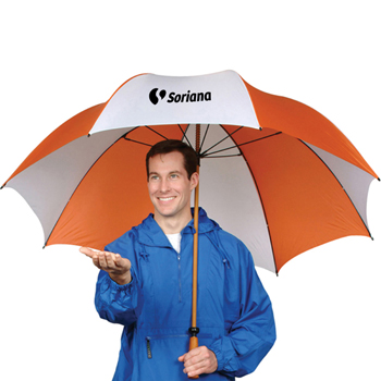 Incredible Light Golf Umbrella