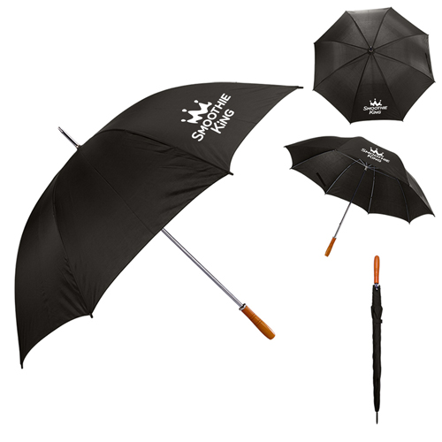 Golf Umbrella With Jumbo 60 Inch Image 1