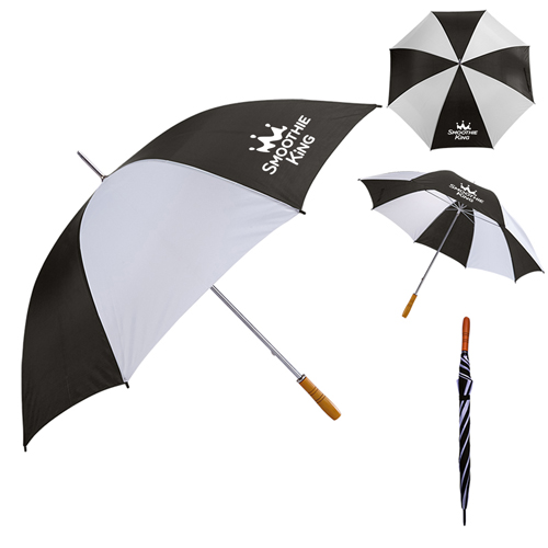 Golf Umbrella With Jumbo 60 Inch Image 2