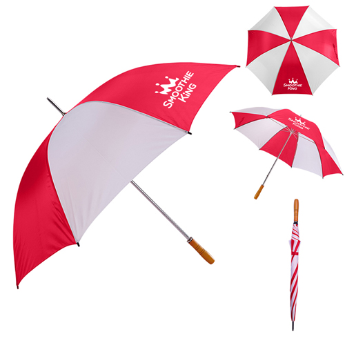 Golf Umbrella With Jumbo 60 Inch Image 4