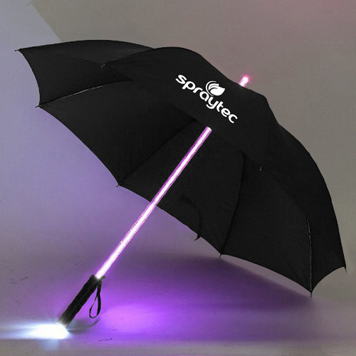Night Light Flashing Umbrella