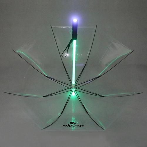 Night Light Flashing Umbrella