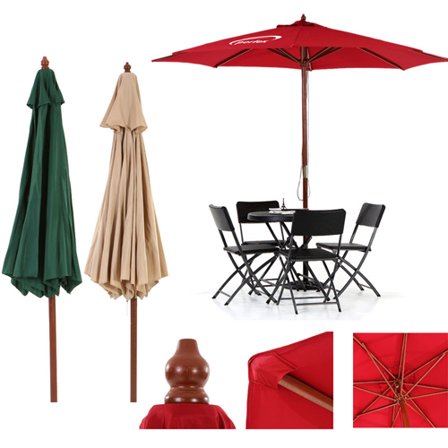 Outdoor Beach Parasol Canopy