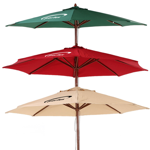 Outdoor Beach Parasol Canopy Image 2
