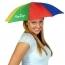 Umbrella Hat Multicolor Cap Image 1