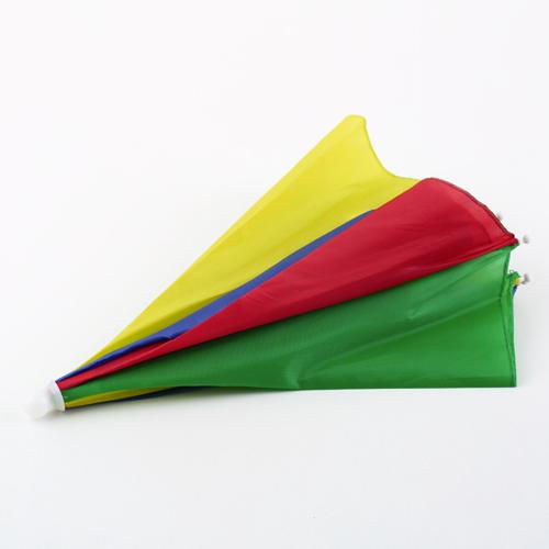 Umbrella Hat Multicolor Cap Image 4
