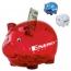 Translucent Durable Piggy Bank