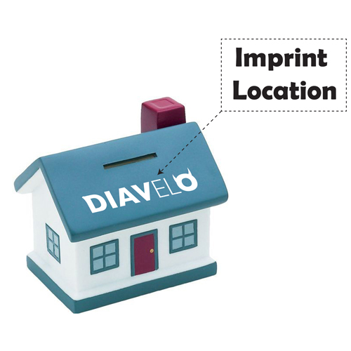 Durable House Bank Imprint Image