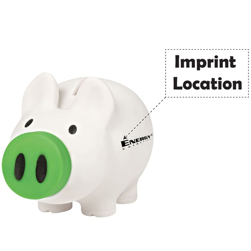 Piggy Payday Bank Imprint Image