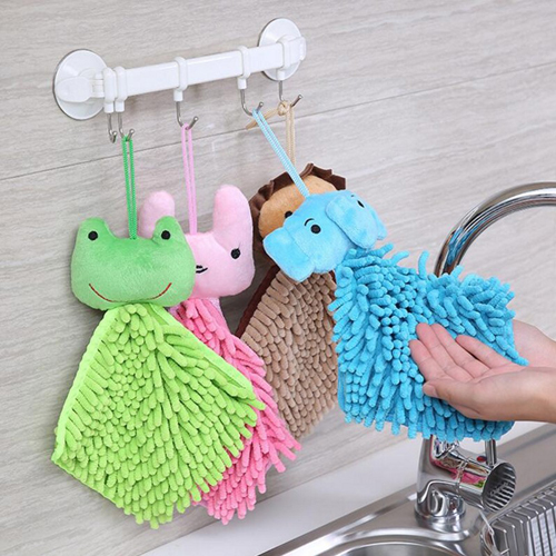 Multifunction Cartoon Animals Kitchen Towel