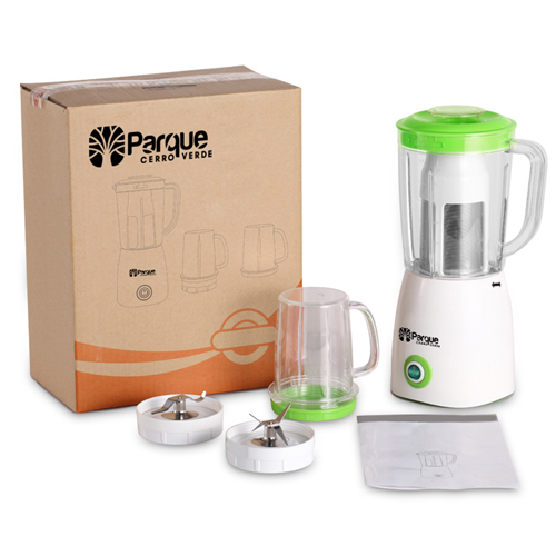 Household Multifunction 1.2L Electric Blender Mixer Image 1