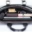 Leather Handbag Messenger Shoulder Bags Image 4