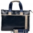 Vintage Leather Briefcase Business Bag Image 1