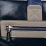 Vintage Leather Briefcase Business Bag Image 4