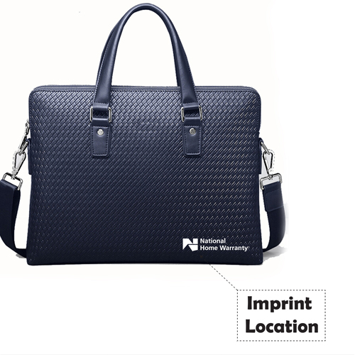 Fashion Mens Office Messenger Bags Imprint Image