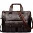 Crossbody Laptop Shoulder Briefcase Bag Image 1