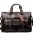 Crossbody Laptop Shoulder Briefcase Bag Image 3