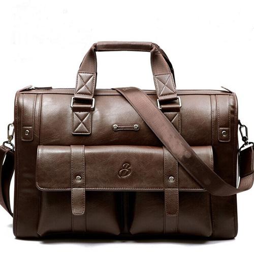 Crossbody Laptop Shoulder Briefcase Bag Image 4