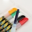 Non Toxic Silky 6 Colors Pencil Image 3