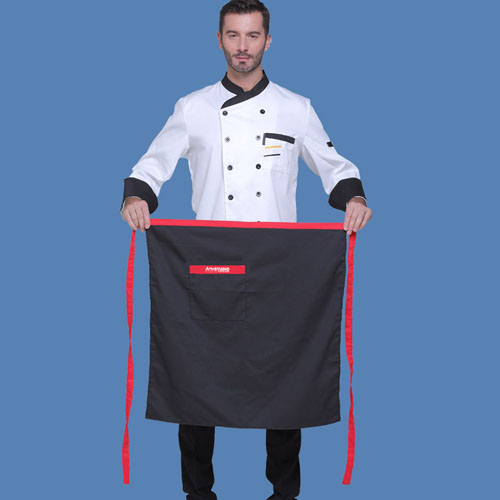 Restaurant Chef Half Overalls Apron