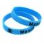 Mix Design Silicone Bracelet Image 1