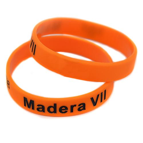 Mix Design Silicone Bracelet Image 2