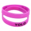 Mix Design Silicone Bracelet Image 3