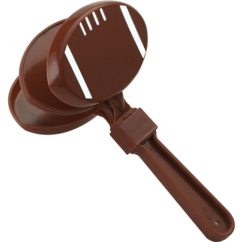 Foodball Shaped Hand Clapper Image 1