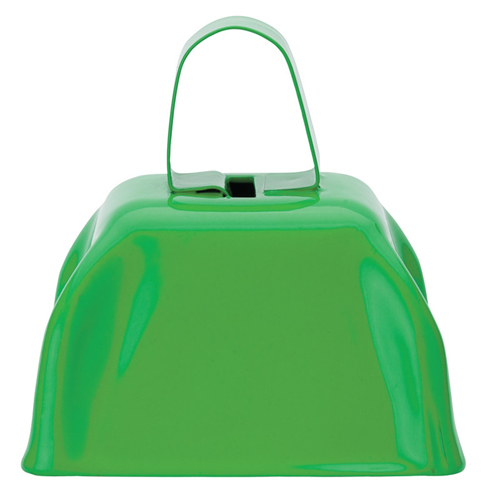 Sturdy Metal Cowbells With Handle
