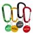 Medallion Carabiner Keychains