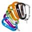 Carabiner Logobeener Keychains Image 3