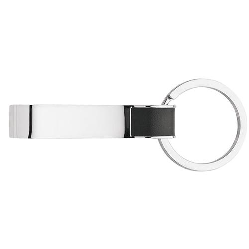 Shiny Bottle Opener Keychain Image 1