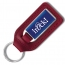 Promotional Medallion Leather Keyfobs
