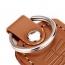 Customized Leather Keychain Image 1