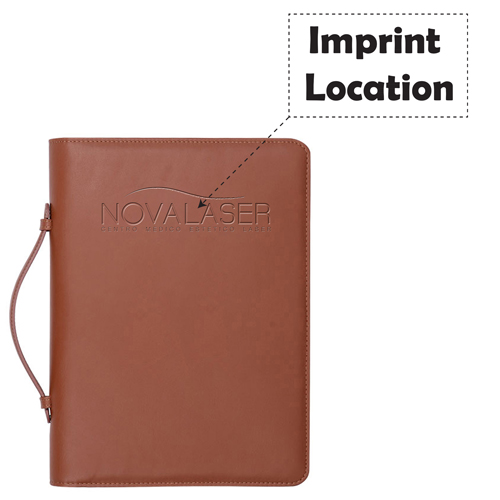 Portable Office Manager Folder Imprint Image