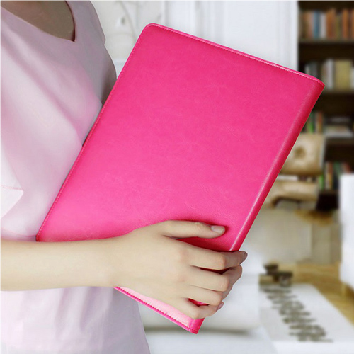 Multifunction Folder Padfolio Softcover Stationery Organizer Image 2