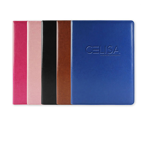 Multifunction Folder Padfolio Softcover Stationery Organizer Image 3