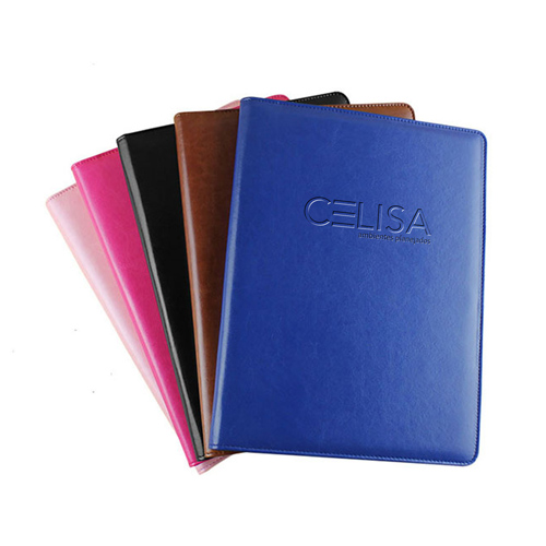 Multifunction Folder Padfolio Softcover Stationery Organizer Image 4