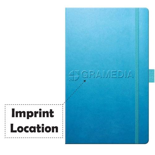 Soft Touch Medium Diary Imprint Image