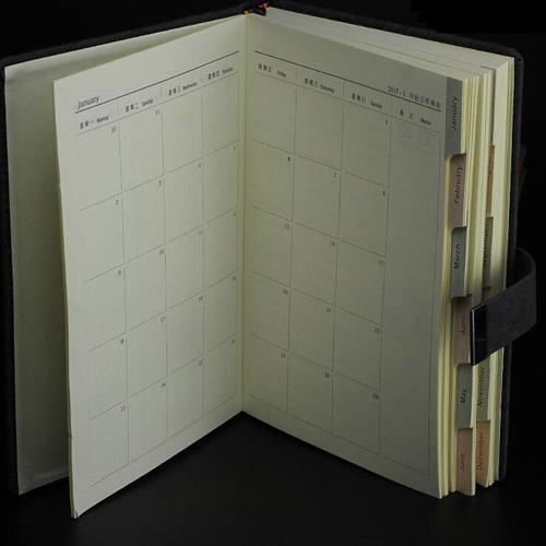 Custom Logo Calendar Planner Image 3