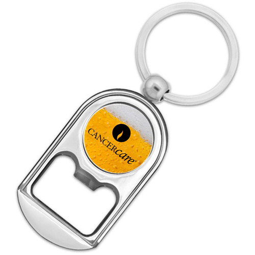 Verdugo Bottle Opener Key Chain  Image 1
